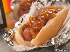 Pushcart Onion Sauce is an easy version of the traditional hot dog topping that's served up at New York City hot dog stands. Take your taste buds to the Big Apple with the very first bite!