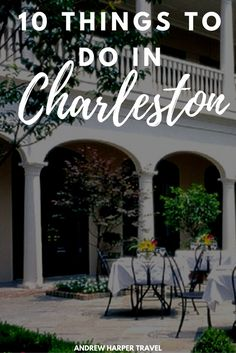 """Charleston is widely regarded as the most beautiful city in the United States and I don't disagree. The variety of its architecture is astonishing—Colonial, Georgian, Federal, Greek Revival, Italianate, Victorian—and yet all the styles cohere into a harmonious whole. On a sunny spring day, there are few more pleasant ways to spend an hour than in wandering along Battery Promenade before pausing at White Point Gardens to gaze across the harbor to Fort Sumter."" –Mr. Harper"