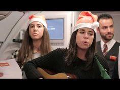 Weihnachtsvideos: So feierten Airlines Weihnachten | traveLink