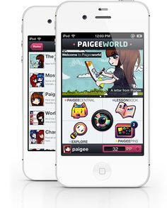 Paigeeworld- This app is so much fun. I downloaded it on my iPad and it has tutorials to teach you how to draw   Manga and Chibi Chars and you can earn credits to open new tutorials :)