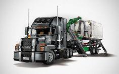 LEGO Technic 42078 2-in-1 Mack Truck Set