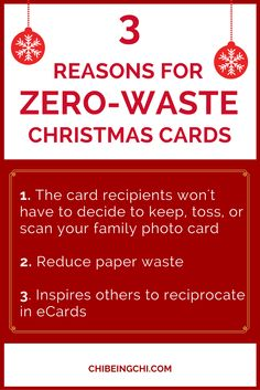 Have a sane and zer0-waste holiday this year and many thereafter. Join our Minimalism + Eco-Conscious Community and get more tips on how to live the life of simplicity and joy! https://www.chibeingchi.com/minimalist-blogs/