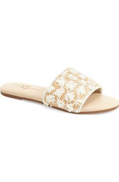 Yosi Samra 'Reese' Slide Sandal (Women)