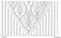 Artesanato de Tina: blusas de crochê