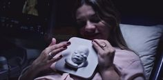 Blind mom mother sees unborn son for first time 3D printing
