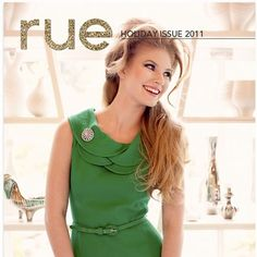 Pretty face with an amazing smile   Rue Magazine
