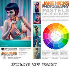Jake Hicks Photography, Lee Filters Pastel Coloured Gel pack