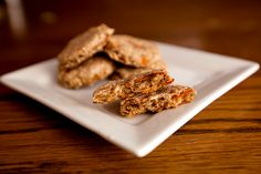 Dog Treat Recipe: Apple Oatmeal Home Made Dog Biscuit