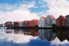Can't wait to be back in my beloved city Trondheim, Norway