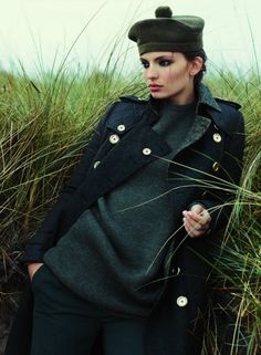 #MILITARY #EDITORIAL #FASHION