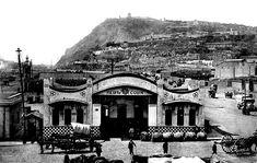 El Puerto- El Port - La Barcelona de antes