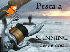 Técnica y materiales para la pesca a spinning