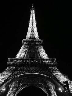 Paris, France  This is the Eifel Tower and it has an Amazing restaurant half way up... Very fancy, and only the rich and famous usually eat in there, but I made my way in there.... Because I'm Fabulous Like That!!!