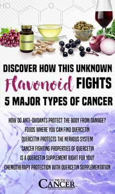 Discover How this Unknown Flavonoid Fights 5 Major Types of Cancer
