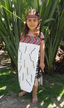 Maori Girls or Boys Korowai Cloak http://www.shopenzed.com/maori-girls-or-boys-korowai-cloak-xidp139790.html