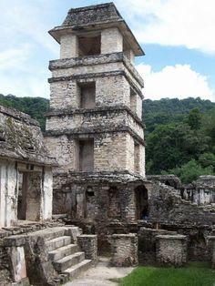 PALENQUE , CHIAPAS, MEXICO