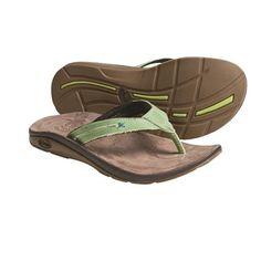a9e8795de9b Chaco Etesia EcoTread Thong Sandals - Flip-Flops