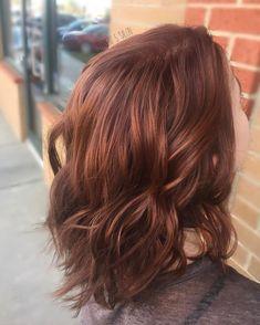 emma stone inspired red auburn hair