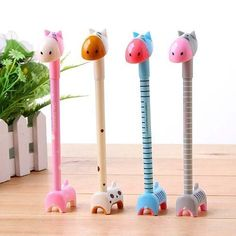 Chanyi(TM) Kids Gifts Novelty Animal Giraffe Ballpoint Pe... https://www.amazon.com/dp/B014FKHUIU/ref=cm_sw_r_pi_dp_x_23xhybZNT7HRK