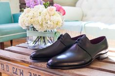 It starts and end with the shoes. #cobblerunion  The Noah II #derby by Cobbler Union