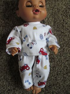 A personal favorite from my Etsy shop https://www.etsy.com/listing/497330141/doll-clothes-baby-alive-other-12-13