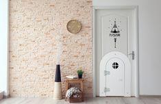 Creative doors. Great kids mini doors, easy to install. Small Doors, Kids Room, Room Kids, Kids Rooms Decor, Kid Rooms, Baby Room