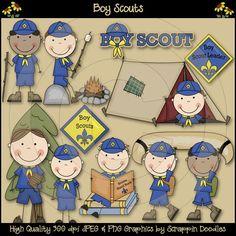 boy scouts clip art download