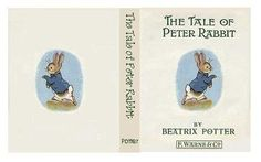 My parents bought her the whole set of miniature Beatrix Potter books when she was born. So cute.
