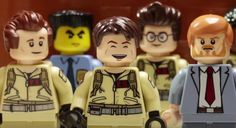 LEGO Version Of First 'Ghostbusters' Is Just As Fun As The Original