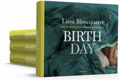 boek Birthday Lieve blancquart