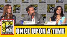 Once Upon a Time Comic Con 2015 Panel - Lana Parrilla, Ginnifer Goodwin,...