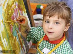 Be a parent that has a genuine care. Let your kid explore to develop their unique personality. Unleash an artist in your child and let them create their own masterpiece.