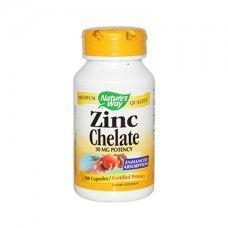 Zinc Chelate 30mg Nature's Way