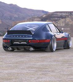 Vw – REBORN 🇧🇷 Flat Six Aspirated – at rpm. The rebirth worthy of our Brazilian classic. Vw Cars, Porsche Cars, Race Cars, Sp2 Vw, Vw Modelle, Die Renaissance, Vw Lt, Vw Volkswagen, Unique Cars