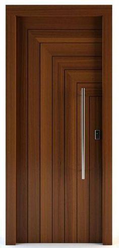 Modern Door Design for Bedroom Lovely Modern Interior Doors Ideas 14 Modern Wooden Doors, Wooden Door Design, Wooden Front Doors, Modern Front Door, Wooden Double Doors, Barnwood Doors, Front Entry, Wood Design, Bedroom Door Design