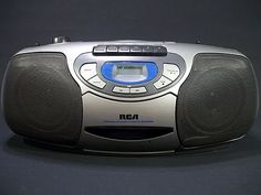 Sold Nostalgic RCA CD RADIO CASETTE RECORDER 1999 RARE LOGO  Image not available        Enlarge    Sell one like this  	  Nostalgic RCA CD RADIO CASETTE RECORDER 1999 RARE LOGO