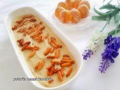 malzemeler:  2 tane topan patlıcan  1 türk kahvesi fincanı tahin  2 diş sarımsak  limonsuyu-tuz  üzerine :yağda kavrulmuş çam fıstığı  ...