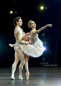 Tamara Rojo and Sergei Polunin