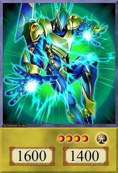 Elemental HERO Sparkman [1] by ALANMAC95 on DeviantArt