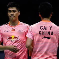 POWERHOUSE TEAM CHINA IN FINALS! China advanced to the finals of the Sudirman Cup today after winning a number of tightly contested matches against Indonesia 3-1. They will now face the winner of Korea or Japan! What is your prediction? www.shopbadmintononline.com Be Bold   Achieve More #MakeTheChange!