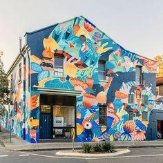 Work by @jumboist Newton Sydney Australia by instagrafite