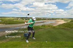 Sportsfile View all event pictures for - 2019 Dubai Duty Free Irish Open - Pro Am photos. Shane Lowry, Padraig Harrington, Event Pictures, More Images, O Donnell, Thing 1 Thing 2, Northern Ireland, Dubai, Irish