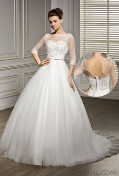 You will be well pleased with the wedding dress. #JJsHouse #WeddingDresses #JJsHouseWeddingDresses