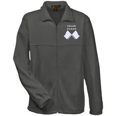 Adult Embroidered Fleece Full-Zip – Purposely Designed