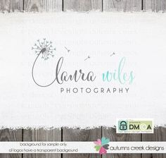 logo design photography logo premade logo photographer logo