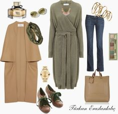Hijab fashion, new seasonal collections, concealment combinations, style suggestions … - Outfit Fashion Modest Dresses, Modest Outfits, Classy Outfits, Casual Outfits, Cool Outfits, Hijab Casual, Hijab Chic, Street Hijab Fashion, Muslim Fashion