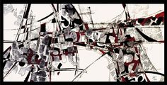 Abstract painting for beginners | Jo Toye, ArtistsNetwork.com #abstract #art #painting