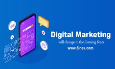 Digital Marketing has got a large scope of success in the coming years. Digital Marketing will become the most powerful medium for marketing the product and services even the promotion of the business brand in the social media platform in the future. Social Media Channels, Social Media Site, Digital Technology, New Technology, Digital Marketing Strategy, Social Media Marketing, Global World, Marketing Automation, New Names