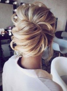 73 Pretty Updo Hairstyle Ideas to Try 2017 - Fashionetter