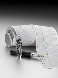 Cool Stuff We Like Here @ CoolPile.com ------- << Original Comment >> ------- Montegrappa Brain Pen